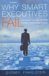why smart executives fail book cover