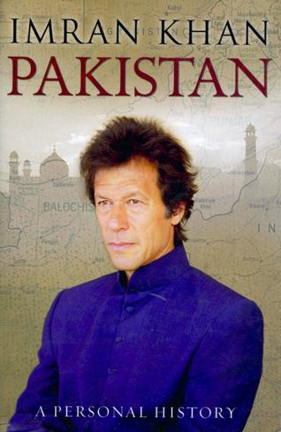 book cover - Imran Khan Pakistan