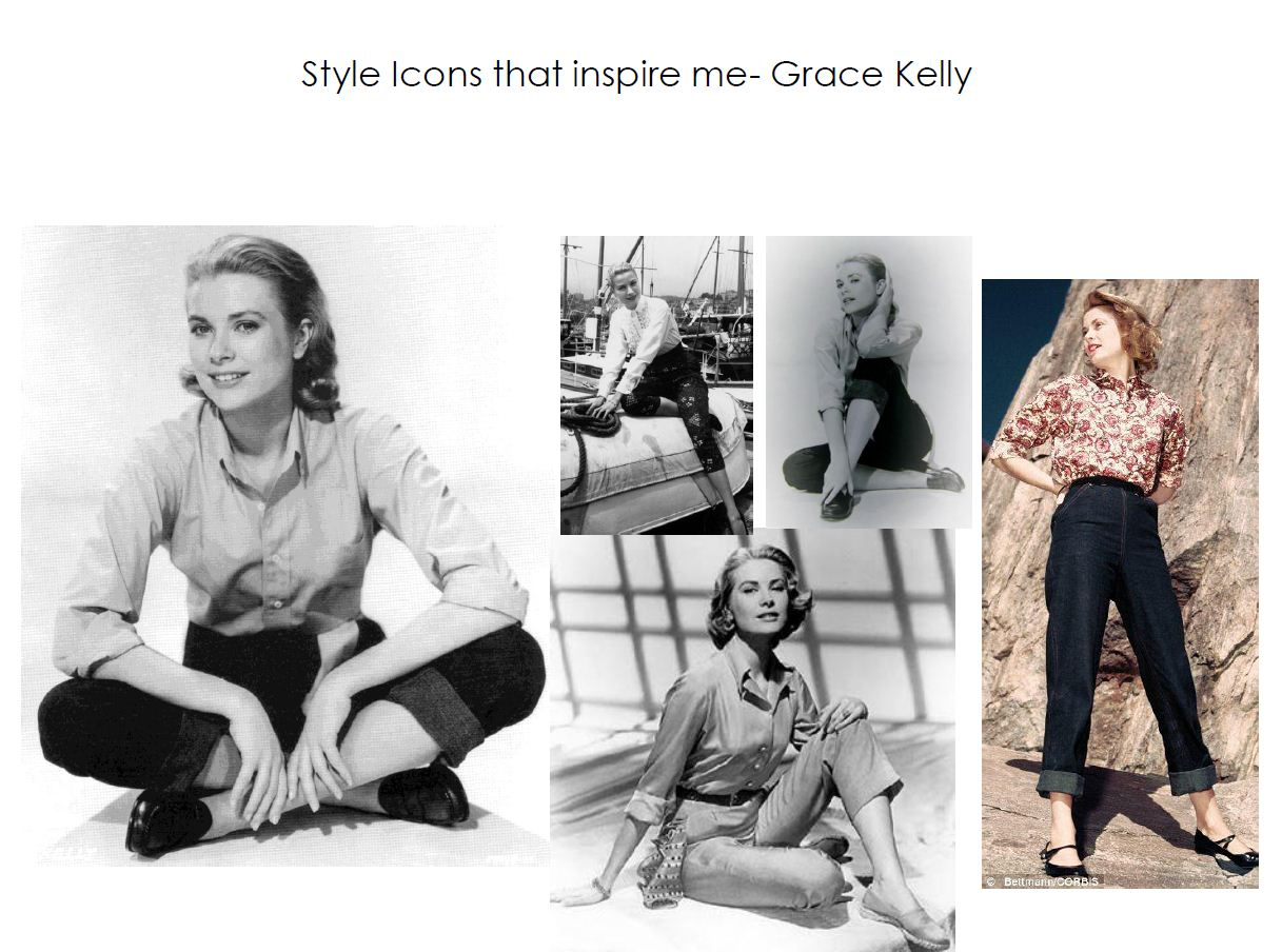 grace kelly - page 1