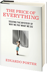 price of everything book cover image