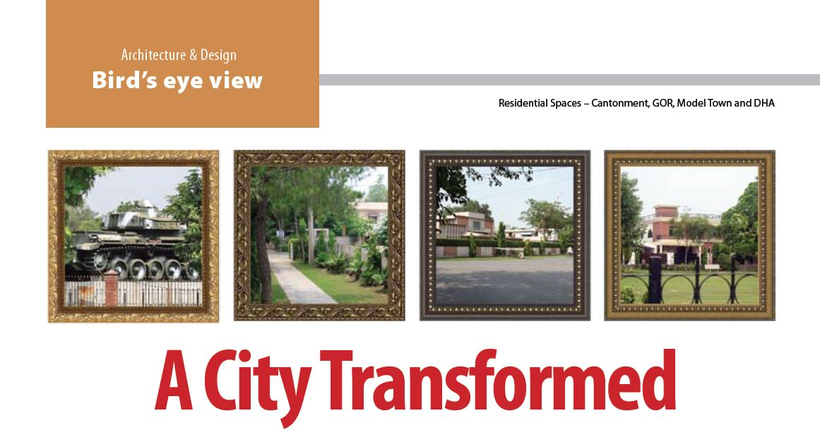 city transformed - cover image