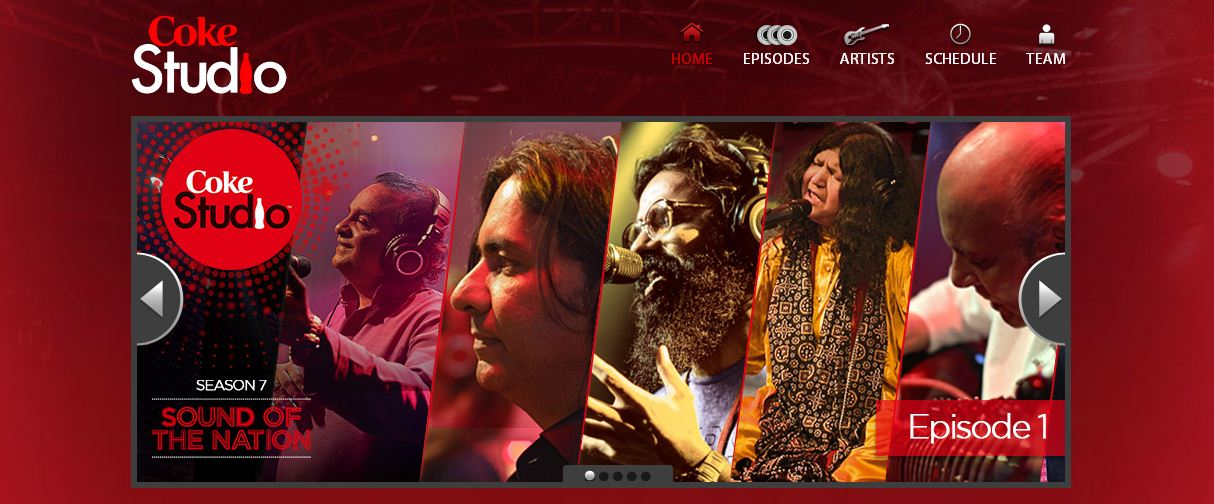 coke studio - episode 1